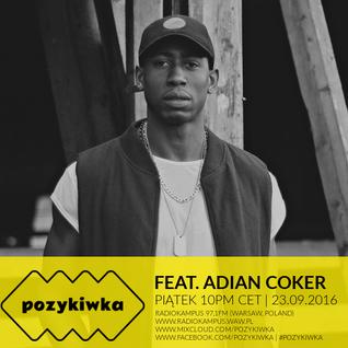 Pozykiwka #083 feat. Adian Coker