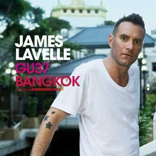 James Lavelle. GU37: Bangkok | Mix 1