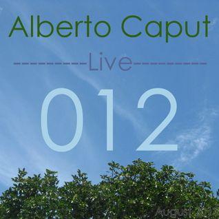 012 Alberto Caput - Live August 2013