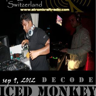 Decode with Iced Monkey ft Scott Kelly on Guest Mix [StromKraft Radio]