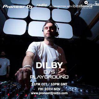 Dilby - Pioneer DJ's Playground