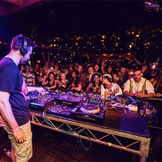 Live at Laundry - Andrew Wowk - 18/4/2015 - James Zabiela Garden Party