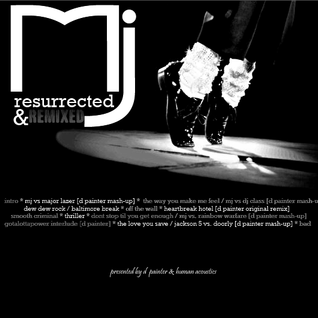 MJ RESSURRECTED & REMIXED | MICHΛEL JΛCKSON TRIBUTE