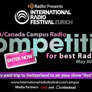 IRF Search for the Best US/Canada College Radio Jockey-2
