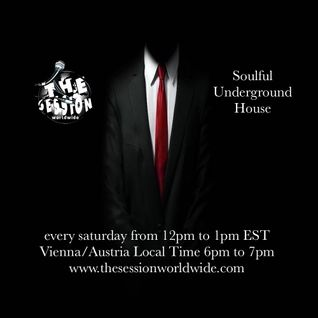 The Session Worldwide By Dudek Patrick # 12 - June 2016