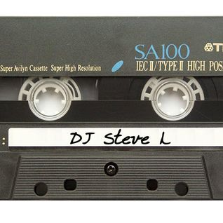 Steve L - Drugs, Alcohol or Insanity - DJ Mix