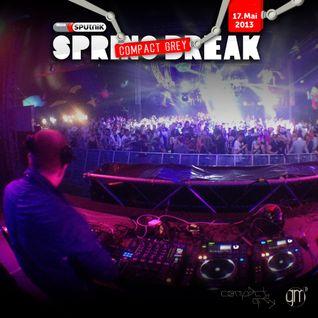 Compact Grey - live at Sputnik Spring Break (May 17, 2013)(Radio Sputnik Broadcast)