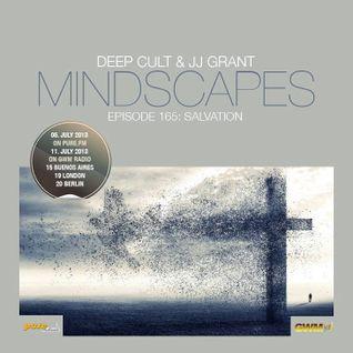 Mindscapes 165 - JJ Grant guest mix / Pure.FM