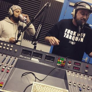 Suspect Packages Radio Show ft. Sonnyjim & Big Toast live - Kane FM 16/03/15