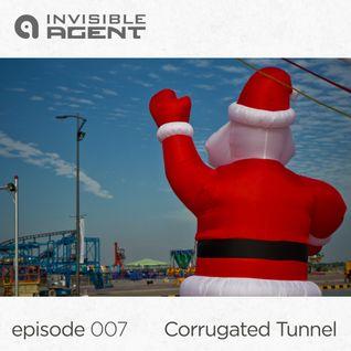 Corrugated Tunnel - Live on RTE Pulse FM - Agentcast Episode 007