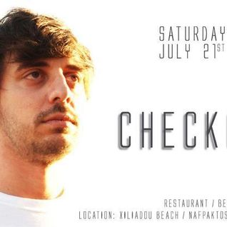 Checkor @ White Sand 21/07/12
