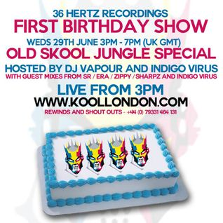 Digbee old skool Jungle mix for Kool London