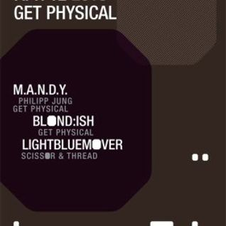 Blond:ish - Live @ Output Club, New York - USA (12-04-2013)