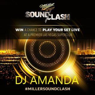 DJ AMANDA - USA - MILLER SOUNDCLASH