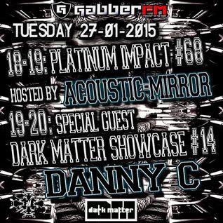 The Antemyst - Platinum Impact 68 (Gabber.fm) 27-01-2015