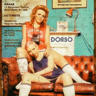 Dorso @WITCH*UNT 04.04.15