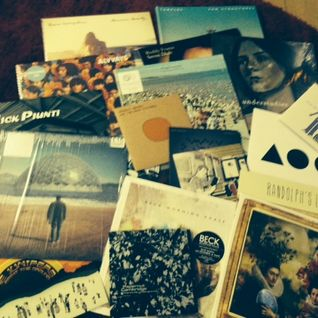 Pete's Favourite Records of 2014: Part 1