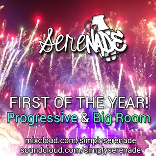 First of the Year! Serenade Progressive & Big Room Mix! 1/2/2014
