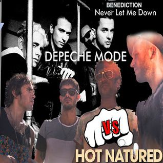 Depeche Mode vs. Hot Natured Feat. Ali Love   Benediction Never Let Me Down (Rudec Mashup)