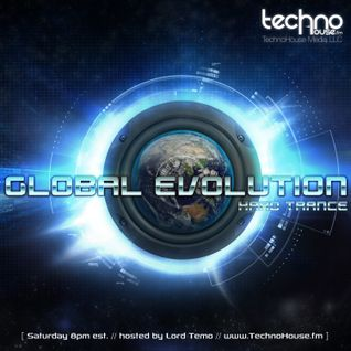 PROTEUS LIVE @ GLOBAL EVOLUTION 2012
