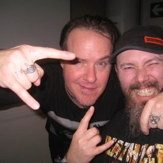 Full Metal Racket 11th Jan 2013 - Fear Factory Interview