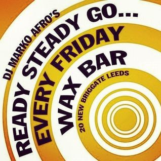READY STEADY GO - MOD MIX 5 (WAX BAR LEEDS) LATEST 45RPM FINDS