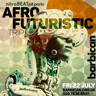 Doodlebug nuggets: afrofuturismo