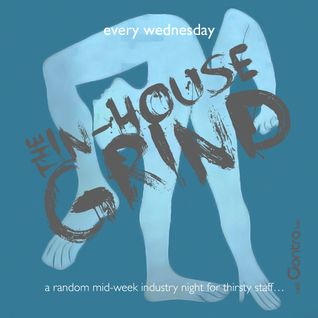 The In-House Grind vol. 1 mixed by Dj Jim Kvamme.