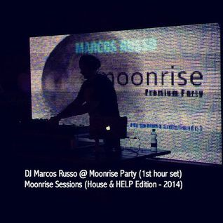 Marcos Russo @ Live At Moonrise Party (1st Hour Set)