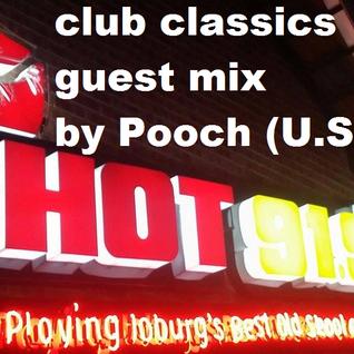 CLUB CLASSICS MIX BY POOCH (U.S.A)