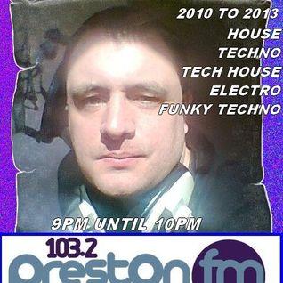 Energised With DJ Tim - 29/6/2013/ - 103.2 Preston fm
