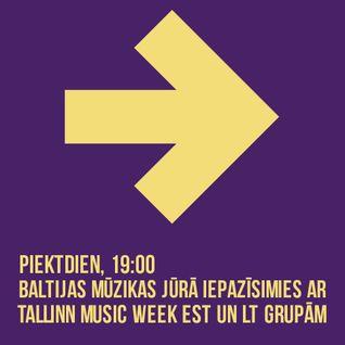 Baltijas Mūzikas jūrā: TALLINN MUSIC WEEK