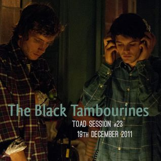 Toadcast #250 - The Black Tambourines Toad Session