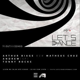 Live @ Let's Dance, Brasília/DF - 11.10.2015