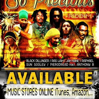 "FLOWIN VIBES - OFFICIAL ""SO PRECIOUS RIDDIM "" MIX (GOLD CUP RECORDS 2012)"