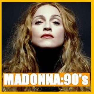 MADONNA: 90'S
