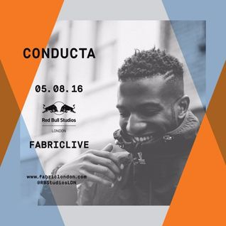 Conducta - FABRICLIVE x Red Bull Studios Mix