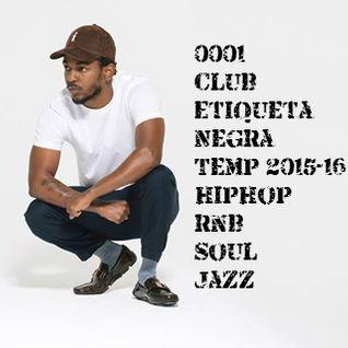 0001 Club Etiqueta Negra Temp 2015-2016