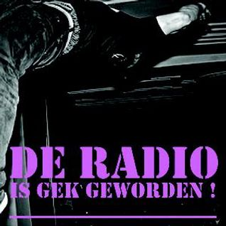 De Radio Is Gek Geworden 3 november 2014
