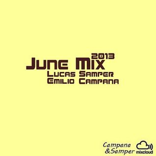 June 2013 by Lucas Samper, Emilio Campana