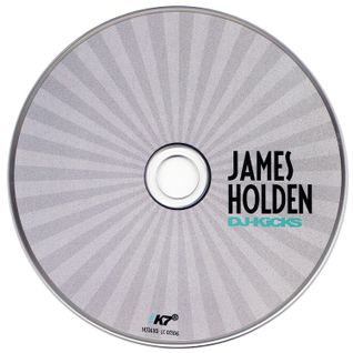 DJ Kicks. Mixed by James Holden | 2010
