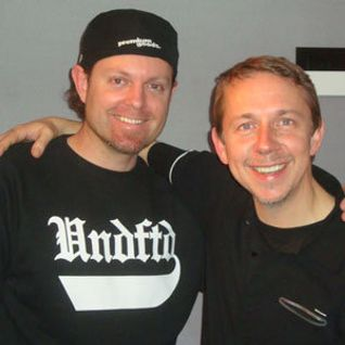 DJ Shadow at Gilles Peterson radioshow, BBCR1, 2002-05-23