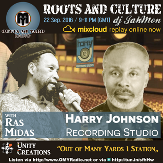 Harry J Studio: if bet 1 of your fav reggae albums was recorded there! discover it on Outta Mi Yard