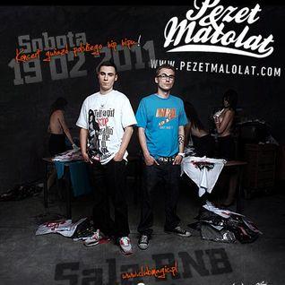 Club Magic - Pezet & Małolat (Relacja z Dużej Sali - 19.02.2011)