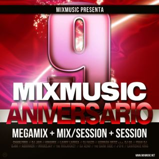 MixMusic Session 9º Aniversario - Mixed by Lawrence King