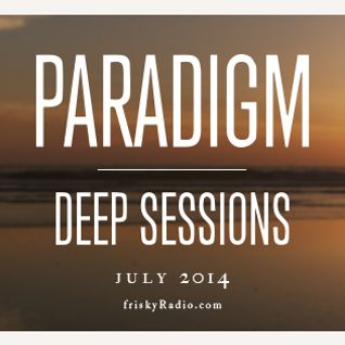 Miss Disk - Paradigm Deep Sessions July 2014
