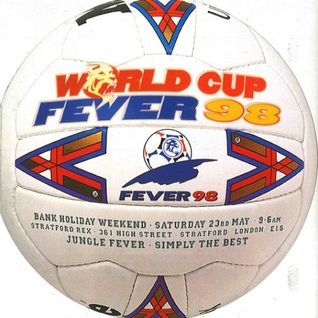 Brockie Jungle Fever 'World Cup Fever '98' 23rd May 1998
