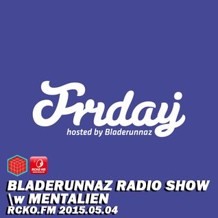 BLZ Radio Show w/ Mentalien @ RCKO.FM 2015.05.04
