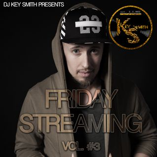 DjKeySmith_Friday Livestreaming #3 Dancehall & Hip Hop