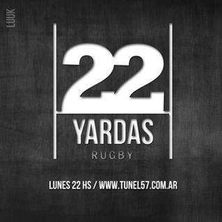 22 Yardas Emisión N°152   - 21/03/2016